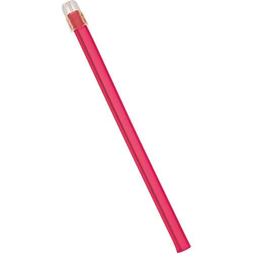 Wellsamed wellsaliva Speichelsauger, Einmal Dentalsauger, Einweg Dental Absauger, Sauger mit abnehmbarer Kappe, Länge 12,5 cm, rosa