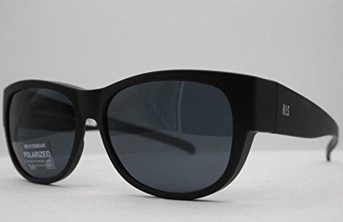 HIS HP 79102-1 Sonnenbrille Überziehbrillen mit Polaroidgläser