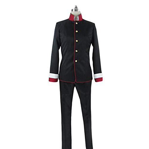 The Royal Tutor Anime Oushitsu Kyoushi Haine Bruno Von Granzych Cosplay Costumes2628 (Female M)