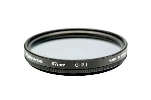 Fujiyama 67mm Circular Polarizer / Polarizing Filter