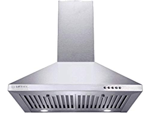 LIFTYFY Auto Clean Chimney with Free Installation Kit (WD HAC TOUCH BF 60, 2 Baffle Filters, Touch Control, White)