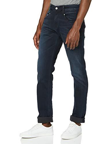 Calvin Klein Ckj 026 Slim Pantaloni, Denim, 38W / 34L Uomo