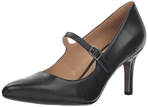 Naturalizer Women's Naiya Shoe, Black, 9 M US