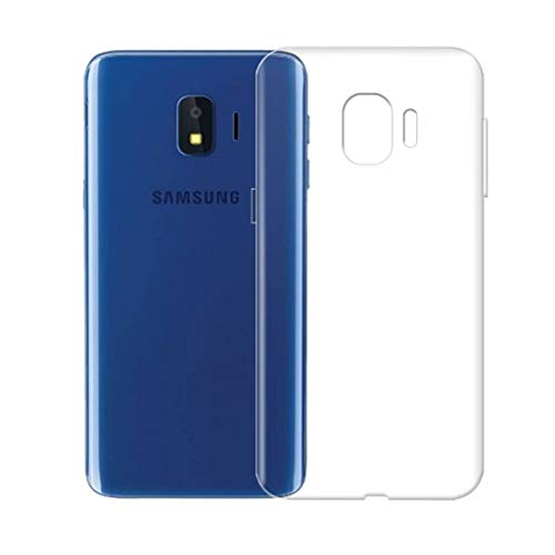 LJSM Hülle Samsung Galaxy J2 Core Weiche Handyhülle Transparent TPU Silikon Schutzhülle Durchsichtig Klar Tasche Handytasche Cover Schale Hülle für Samsung Galaxy J2 Core (5.0