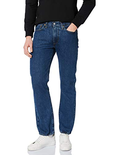 Levi's Herren 514 Straight Jeans, Dark Navy 0308, W36/L32