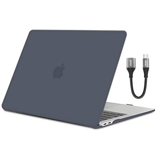 TECOOL Funda para MacBook Air 13 Pulgadas 2018 2019 2020 (Modelo: A2337...