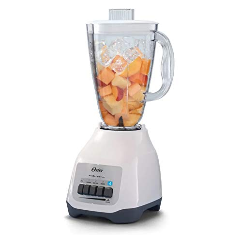 OSTER 3 SPEED BLENDER WITH PULSE - ALL METAL DRIVE SYSTEM - ICE CRUSHING BLADES