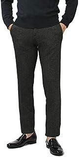 INCOTEX インコテックス 30型 SLIM FIT Wool&Cotton Chevron Jersey ウール コットン ジャージー パンツ