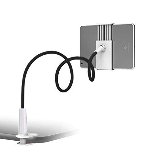 lexingyuan Lazy Holder Universal Arm Flexible Mobile Phone Stand Stents Holder Bed Desk Table Clip Gooseneck Bracket