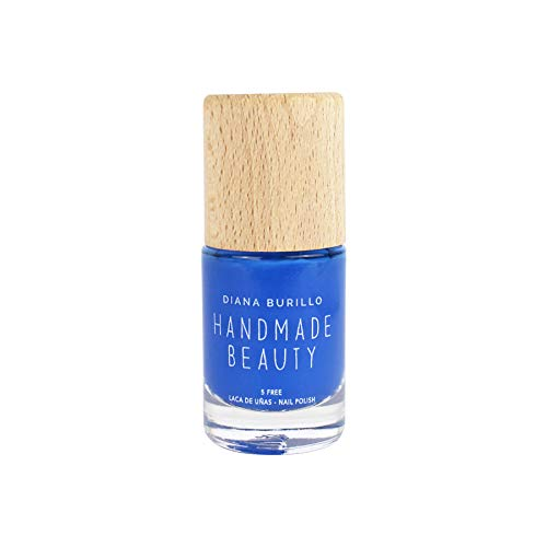 Handmade Beauty nagellak blauw – 10 ml