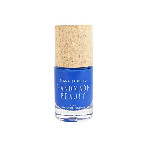 Handmade Beauty nagellak blauw – 10 ml