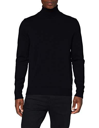Strellson Premium Herren Martin-T Pullover, Dark Blue 402, S