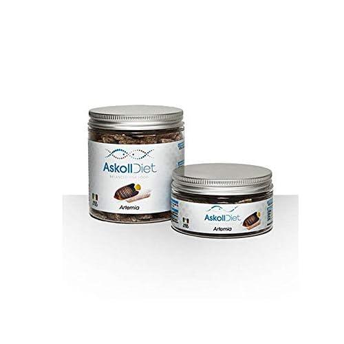 Askoll 280510 Diet Mangime per Pesci Artemia, S