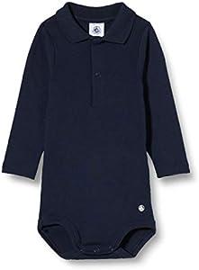 Petit Bateau 5700002 Conjunto de Ropa Interior para bebés y niños pequeños, Azul, 36 Meses