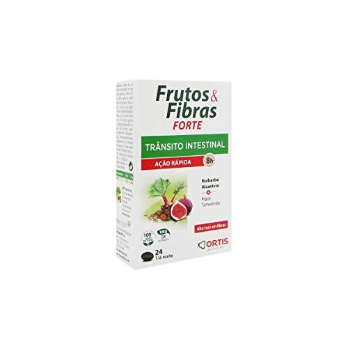 Ortis Complemento Alimenticio Frutas y Fibras - 30 Comprimidos