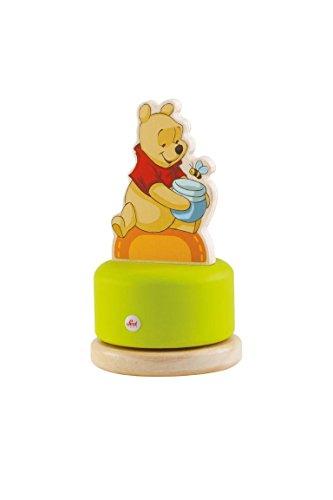 Sevi - 82685 - Jouet de Premier Age - Winnie the Pooh - Boîte à Musique Balle
