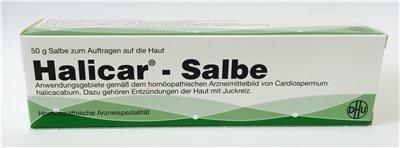 Halicar Salbe-50 g (50 G)