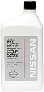 Nissan 999LM-1LM6D4 DOT 4 Motor Vehicle Brake Fluid