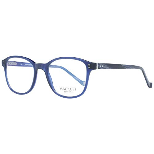 Hackett London Herren HEB20668350 Brillengestelle, Blau (Azul), 50.0