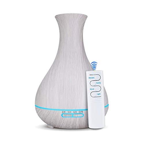 HWG Humidificador De Niebla Fría Humidificador De Aire, Difusor De Aromaterapia Apagado Automático Sin Agua, para La Oficina En Casa