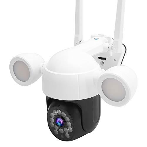 Cámara Wi-Fi, cámara de Seguridad a Todo Color para el hogar para el Patio(European regulations)