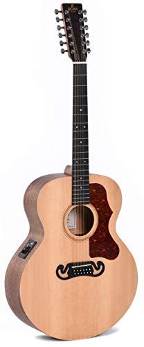 Sigma Guitars GJM12E Elektrische akoestische gitaar