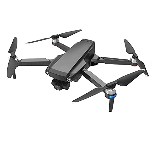 JJDSN UAV 6K Aereo telecomandato con Giunto cardanico Meccanico a Tre Assi con Motore brushless Distanza Telecomando 5000 Metri 35 Minuti Durata 5 chilometri Volo 44,5407,5 cm