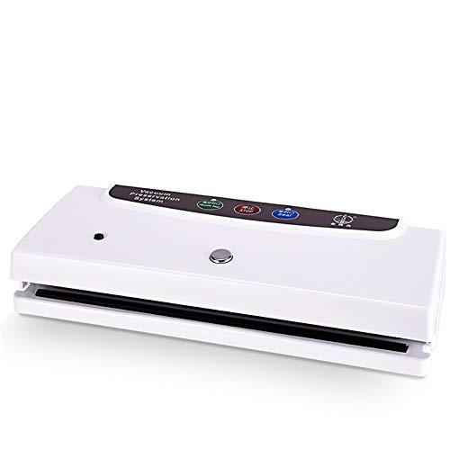 Light Vakuumierer - Automatisch Vakuumiergerät für Sous Vide Kochen und Trockene & Feuchte Lebensmittel,32cm Lange Schweißnaht
