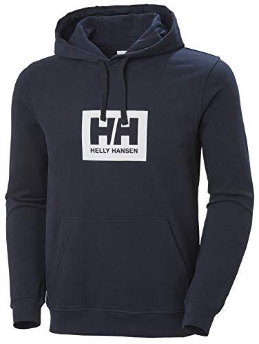 Helly Hansen Tokyo Hoodie Sudadera con Capucha, Hombre, Navy, L