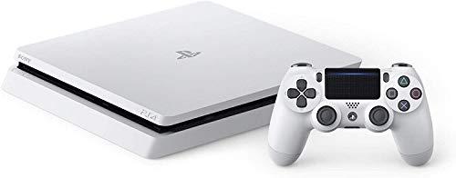 PlayStation 4 グレイシャー・ホワイト 1TB (CUH-2200BB02)
