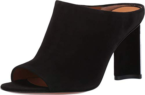 Clergerie Angel Black Suede 35.5 (US Women's 5) M