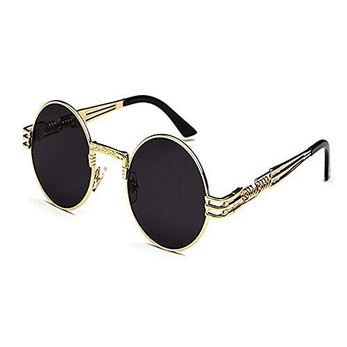 TWDYC Occhiali da Suela, Occhiali da Suela da uomo e da Donna personalizzati Occhiali da Suela Alla Moda Occhiali da Suela da Donna con montatura rotonda - Lente Negra Equitación al Aire Libre