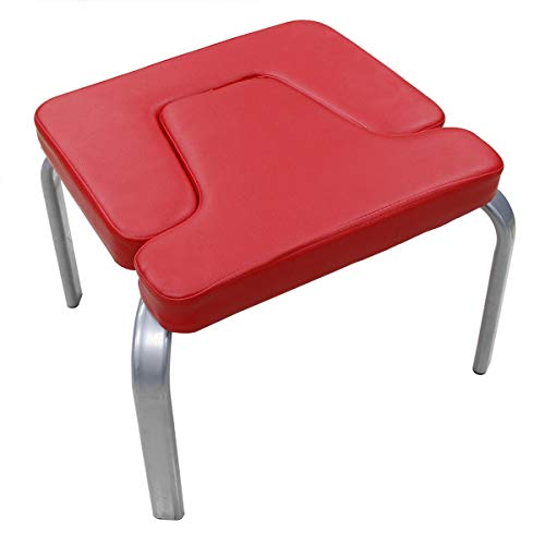 Signstek ヨガチェア ヨガ イス 逆立ちイス 倒立椅子 健康器具 ヨガ用パイプ椅子 ヨガ補助椅子 逆立ち補助 逆立ちダイエット