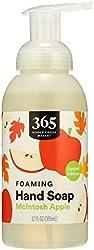 365 by Whole Foods Market, Hand Soap Foaming Macintosh Apple, 12 Fl Oz