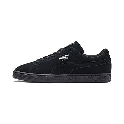 PUMA Suede Classic+, Sneaker Uomo, Nero (Black-Dark Shadow), 42 EU