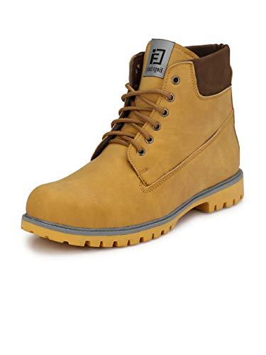 Eego Italy Men's Tan Classic Boot - 9
