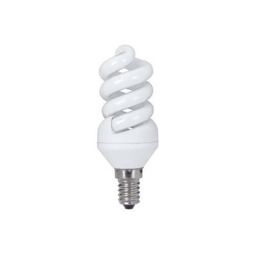 Paulmann 89439 (894.39) Kompaktleuchtstofflampe Spirale, 9 Watt E14 Warmweiß AUSLAUFARTIKEL