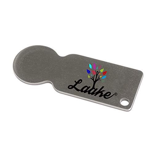 Einkaufswagenlöser Schlüsselanhänger Einkaufschip Ersatz Chip für Einkaufswagen - bedrucken lassen mit eigenem Motiv selbst gestalten für Privat und Gewerbe   Personalisiert