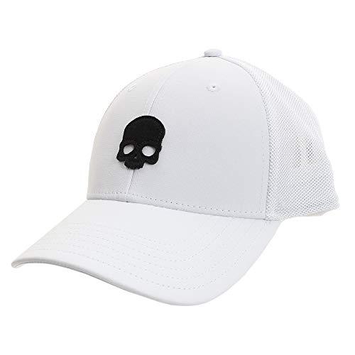 HYDROGEN Skull Cap White