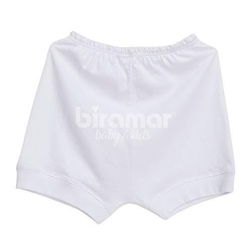 Short para Bebê e Kids M Branco, Biramar Baby, Branco