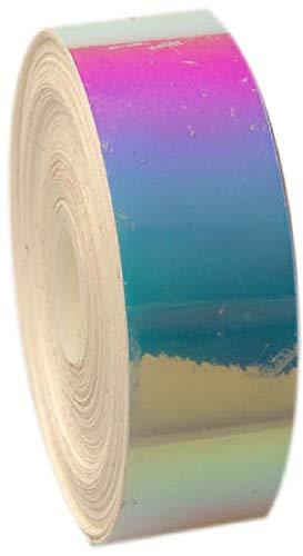 Pastorelli - Cinta Adhesiva láser para decoración de Aros y Clubes, Pink-Lilac-Sky Blue