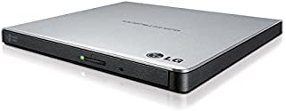 LG Electronics GP65NS60 External DVD Writer Drive Optical Drives, Silver
