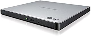 LG Electronics GP65NS60 External DVD Writer Drive Optical Drives, Silver