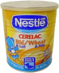 Nestle Cerelac My 1st Wheat Cereal