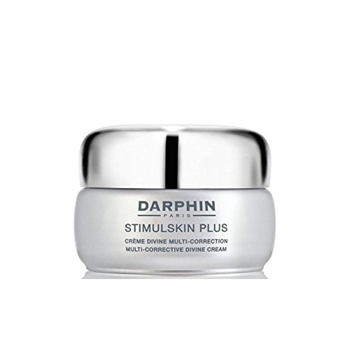 発行する人間拮抗するDarphin Stimulskin Plus Multi-Corrective Divine Cream (Pack of 6) - ダルファンスティプラスマルチ是正神のクリーム x6 [並行輸入品]