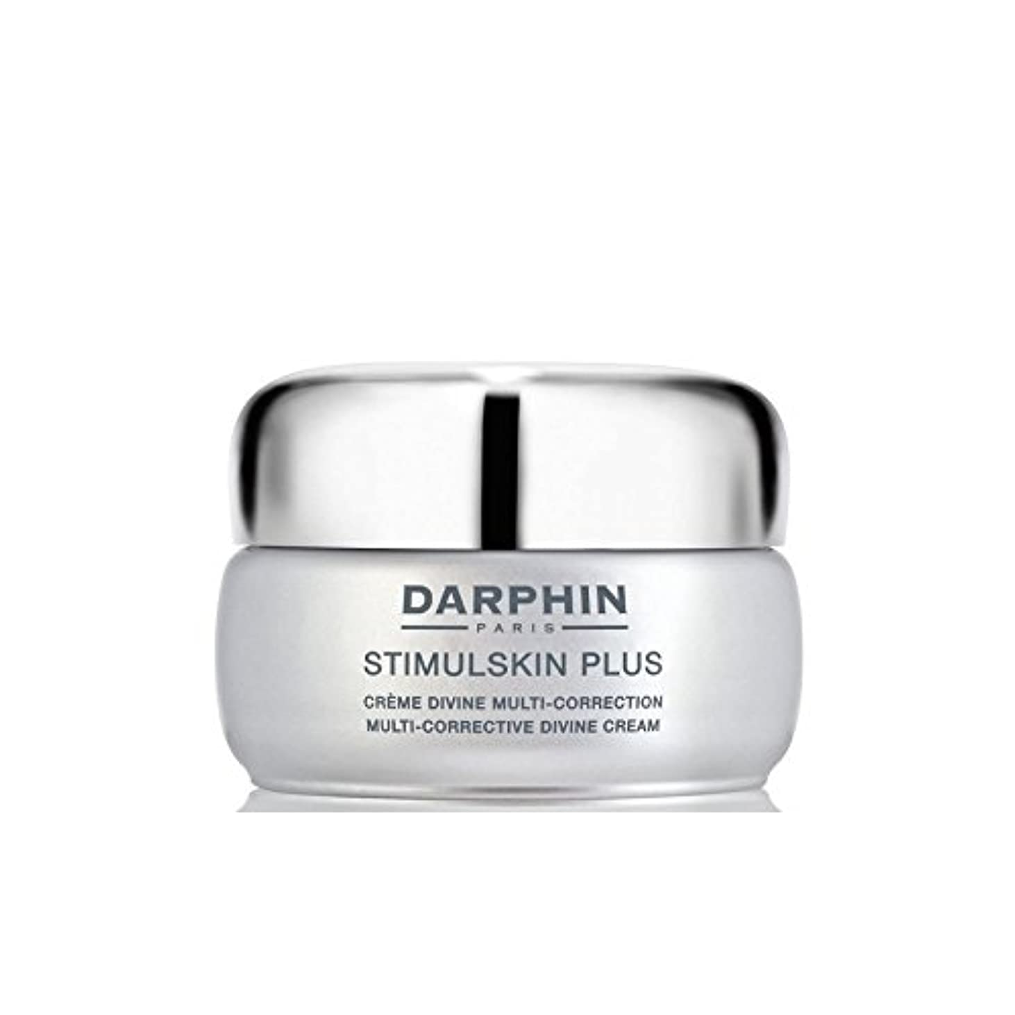 ダルファンスティプラスマルチ是正神のクリーム x4 - Darphin Stimulskin Plus Multi-Corrective Divine Cream (Pack of 4) [並行輸入品]