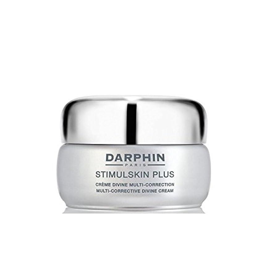 意味のある腐敗罪人ダルファンスティプラスマルチ是正神のクリーム x4 - Darphin Stimulskin Plus Multi-Corrective Divine Cream (Pack of 4) [並行輸入品]