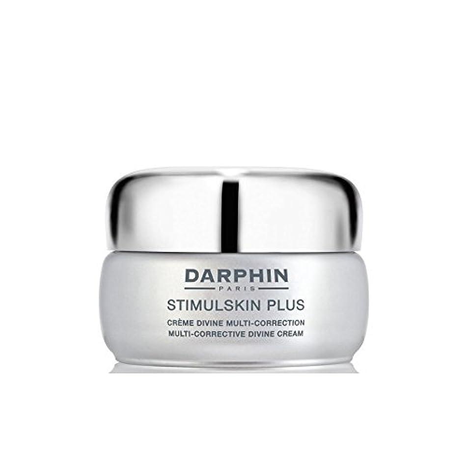 コウモリスライストレイDarphin Stimulskin Plus Multi-Corrective Divine Cream - ダルファンスティプラスマルチ是正神のクリーム [並行輸入品]