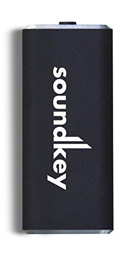 Cyrus Soundkey - mobiler D/A-Wandler und Kopfhörerverstärker Farbe: Graphite