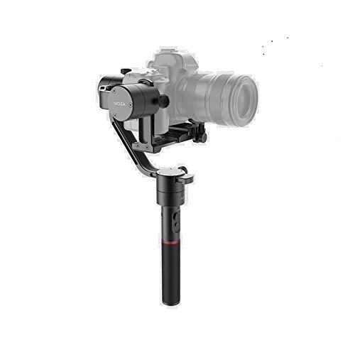 MOZA Air Estabilizador de cardán para cámara de 3 Ejes con Mando a Distancia y Agarre Dual